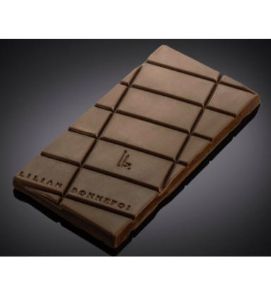 Tablette de chocolat noir pur origine Viêtnam 73%