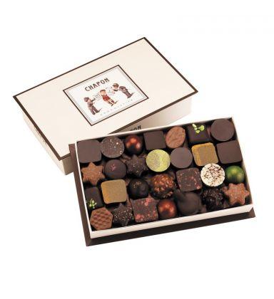 Coffret 56 chocolats