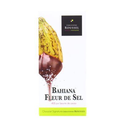 Bahiana 46% et fleur de sel
