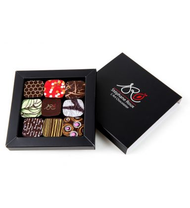 Coffret 9 chocolats / Assortiment