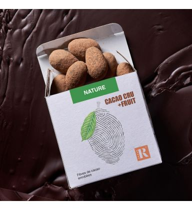 Fèves Cacao+Fruit Nature