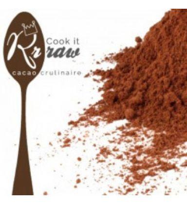 Poudre de cacao cru 100% (1,5kg)