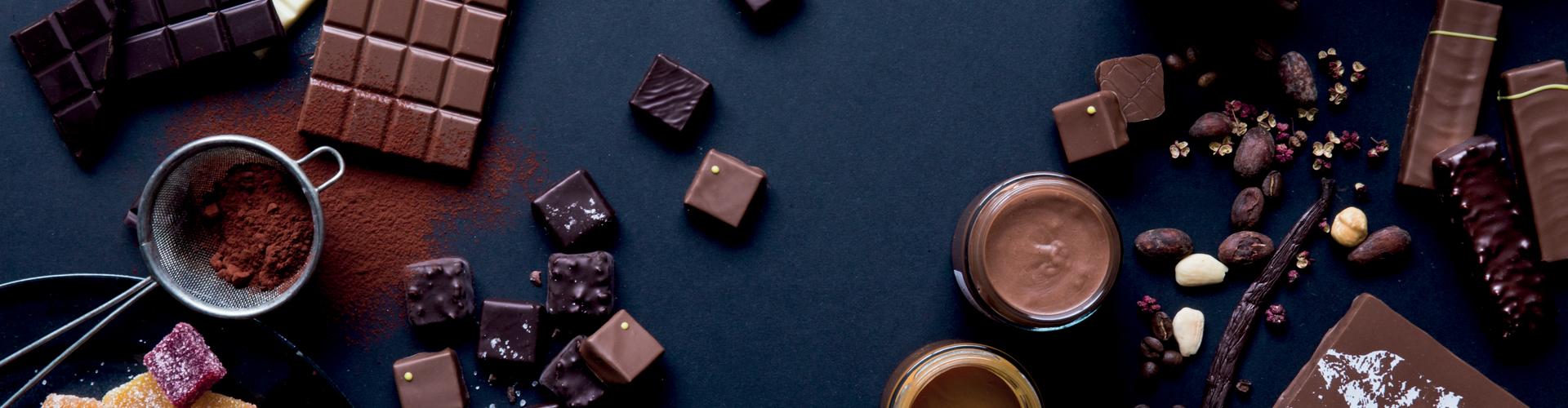 Joel Vilcoq Chocolatier