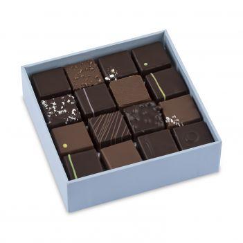 Coffret 16 chocolats