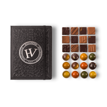 Carnet Mixte 24 Chocolats